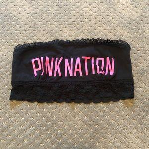 Black PINK bandeau